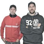 Jo Leal e Felipe Rodrigues (foto: Cássia Lemos)